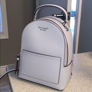 NWT Kate spade Mini Convertible Backpack